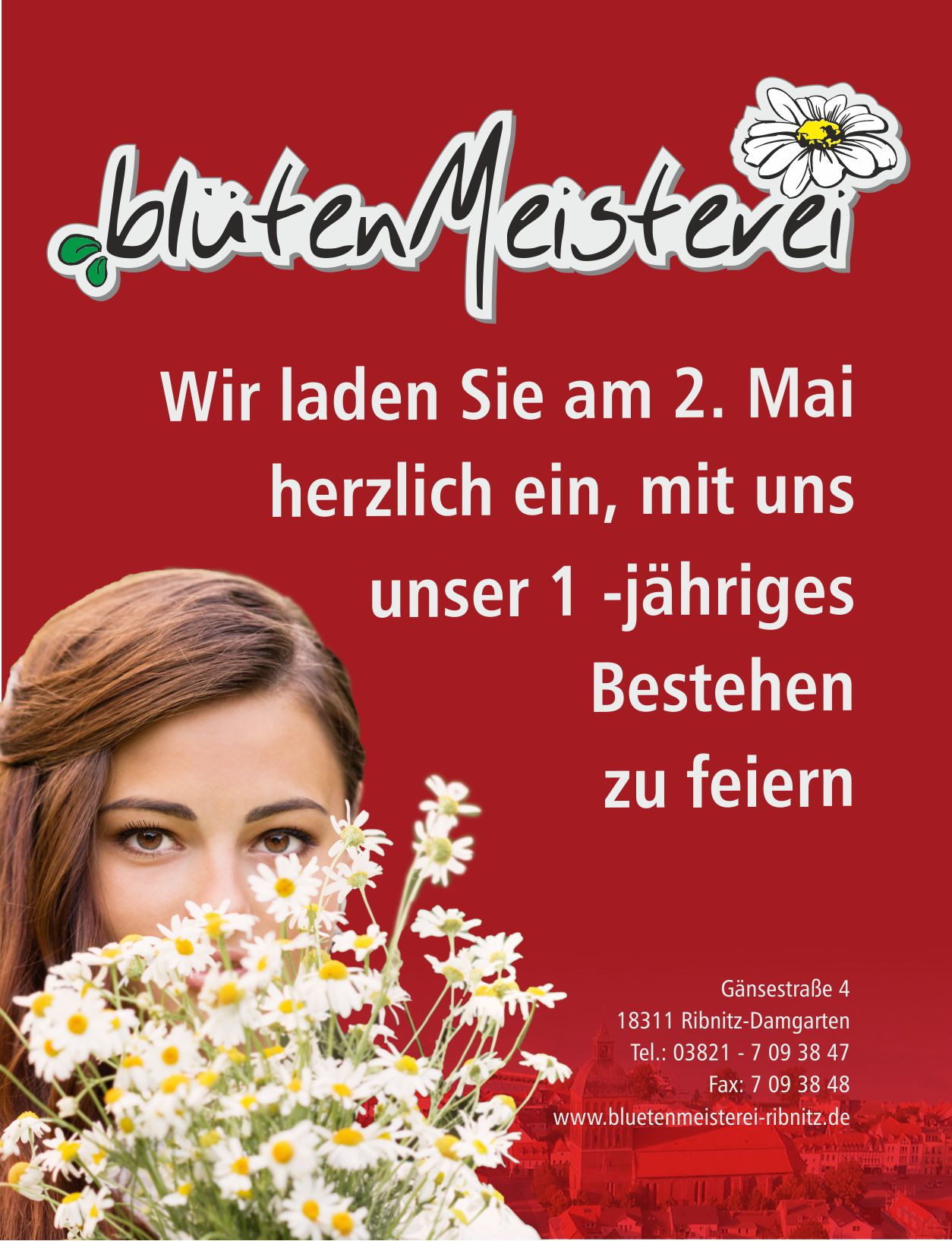 Plakat_A1_bluetenMeisterei_1Jahr