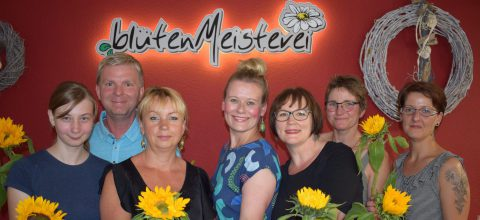 blütenMeisterei Team